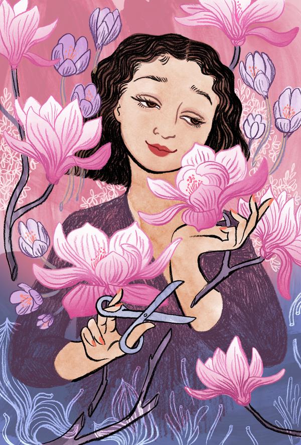 magnoliathief